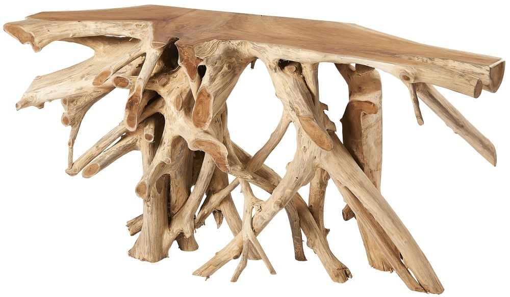 Fontana Tree Root Small Console Table