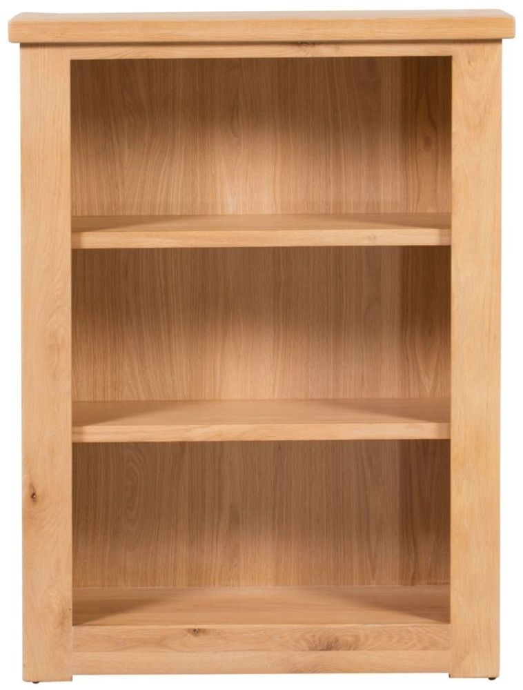 Harvington Solid Oak Bookcase - Small