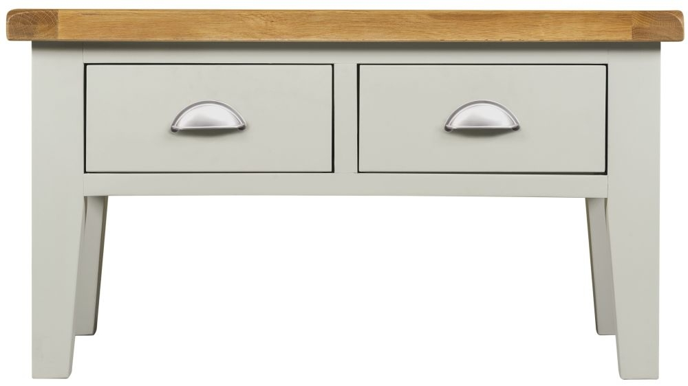 Lundy Grey Coffee Table