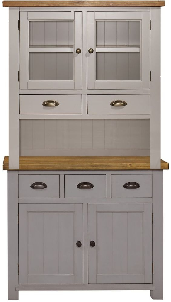 Regatta Grey Painted Dresser
