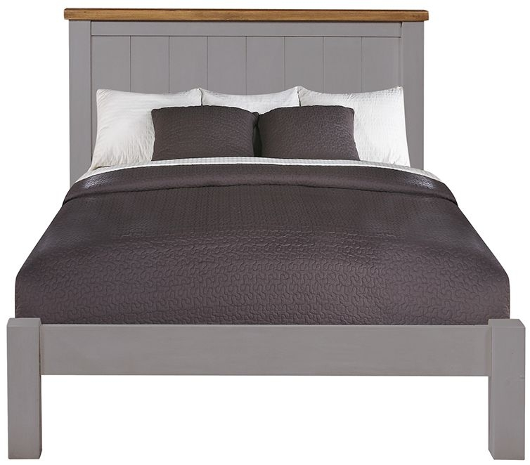Regatta Grey Bed