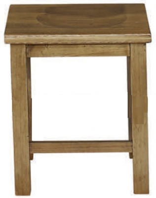 Regatta Rustic Pine Dressing Stool