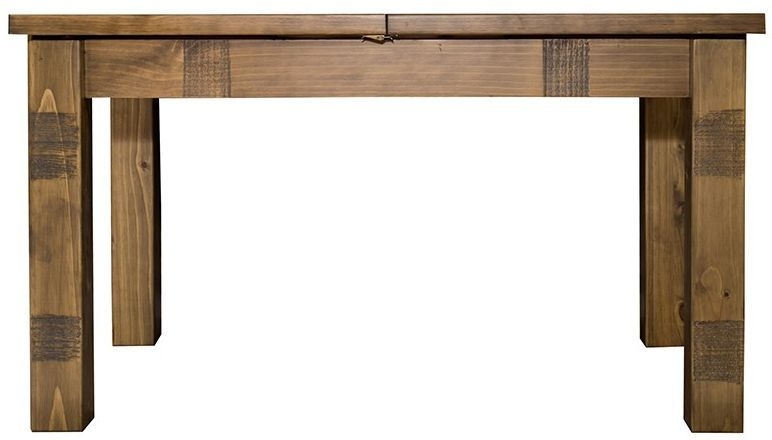Regatta Rustic Pine Rectangular Extending Dining Table - 140cm-180cm