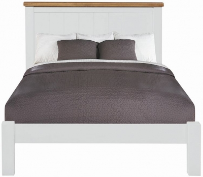 Regatta White Painted Bed
