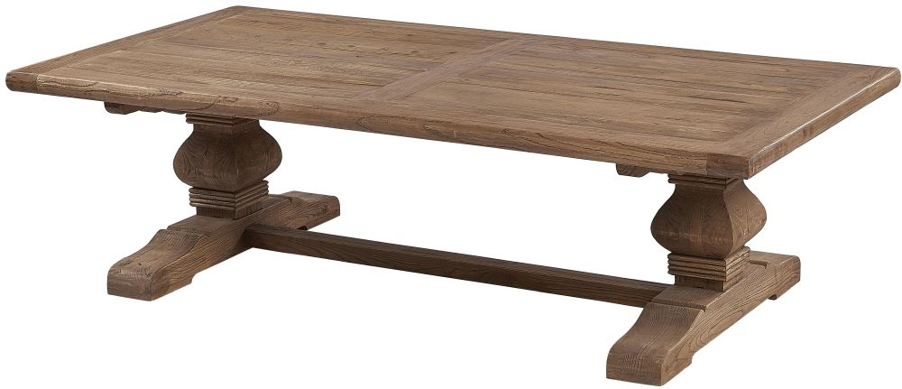 Renton Reclaimed Elm Refectory Coffee Table