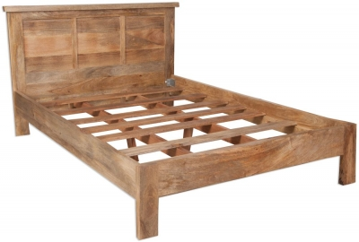 Bombay Mango Wood Bed