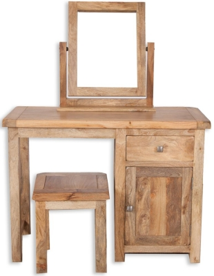 Bombay Oak Dressing Set