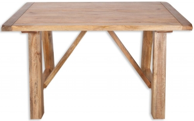 Bombay Mango Wood Small Dining Table
