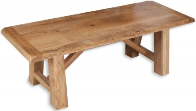 Bombay Mango Wood Small Bench