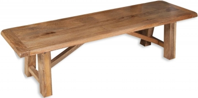 Bombay Mango Wood Medium Bench