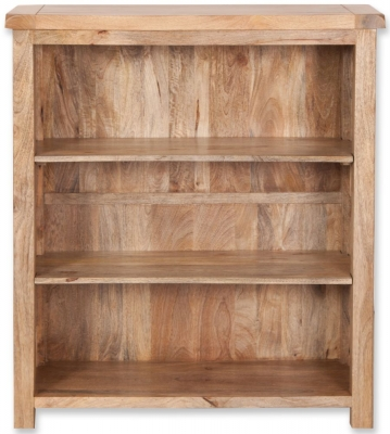 Bombay Mango Wood Medium Bookcase