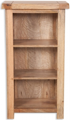 Bombay Mango Wood Small Bookcase