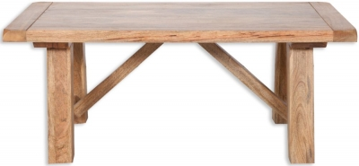 Bombay Mango Wood Coffee Table