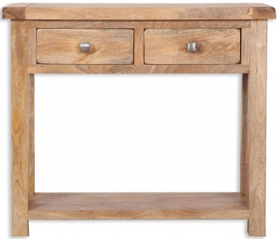 Bombay Mango Wood Console Table