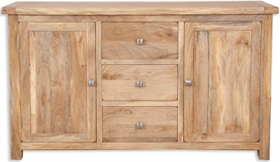 Bombay Mango Wood Large Sideboard