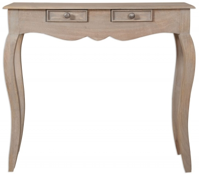 Calais Console Table - 2 Drawer