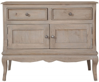 Calais Sideboard - 2 Door 2 Drawer