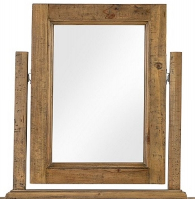 Colorado Distressed Dressing Mirror