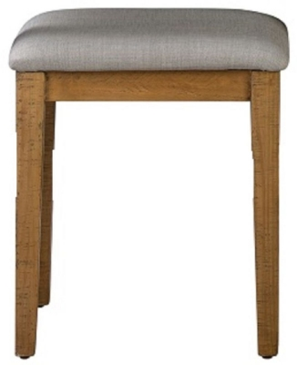 Colorado Distressed Dressing Stool