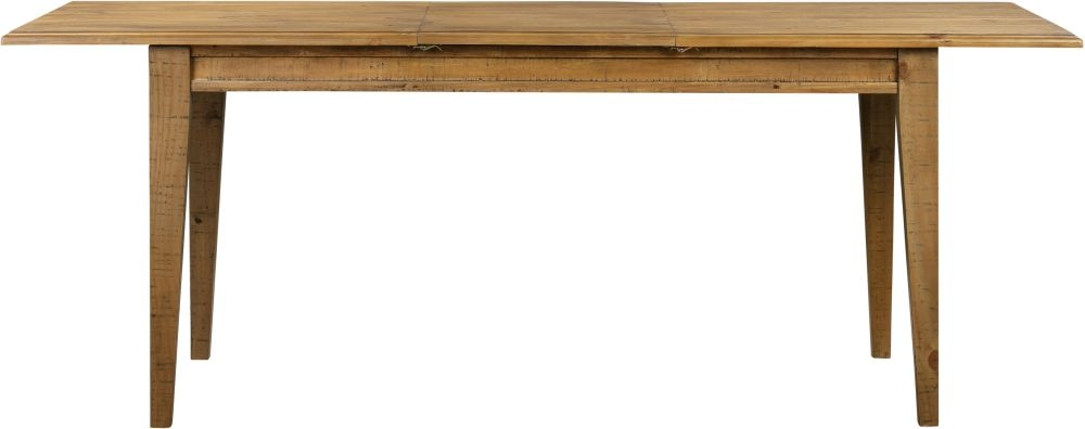 Colorado Distressed 160cm Extending Dining Table