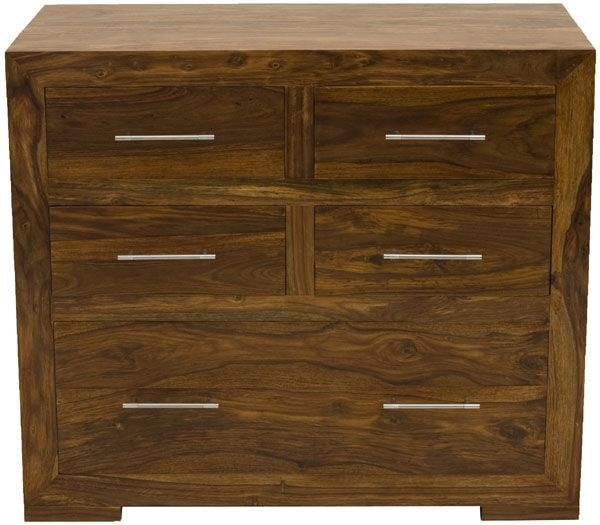 Cuban Chest of Drawer - 4+1 Drawer