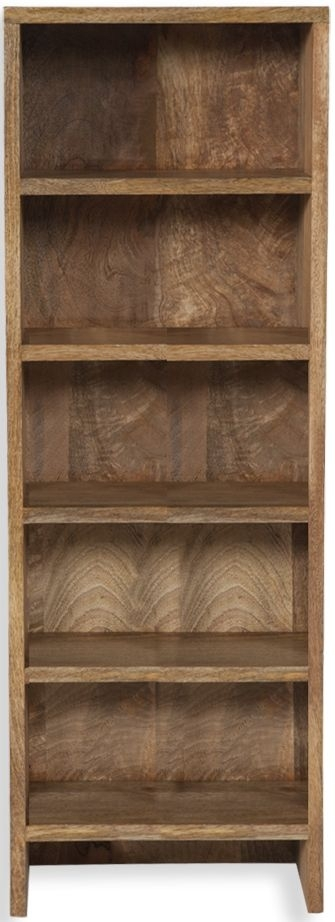 Cuban Petite Mango Wood DVD-CD Rack