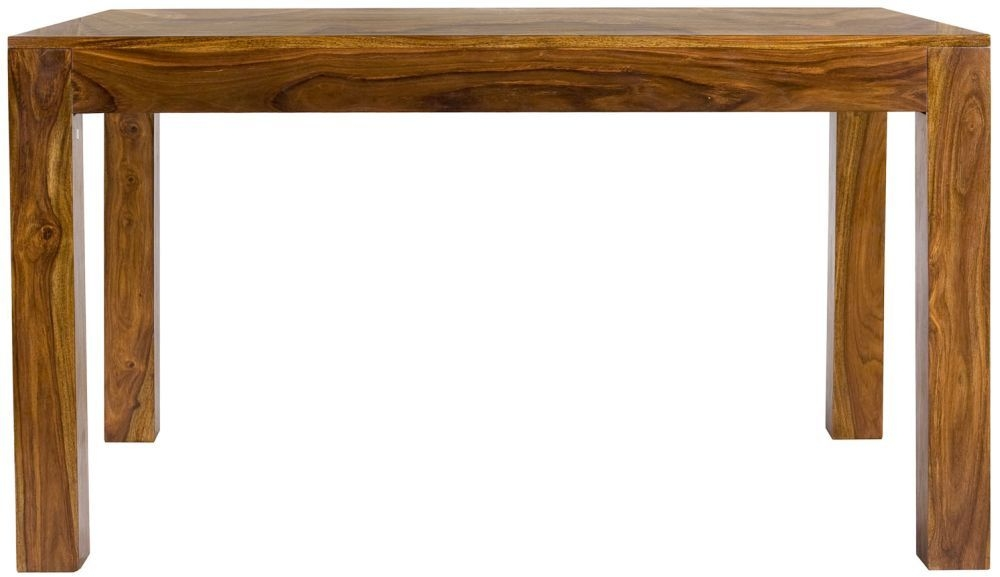 Cuban Petite Sheesham Large Dining Table