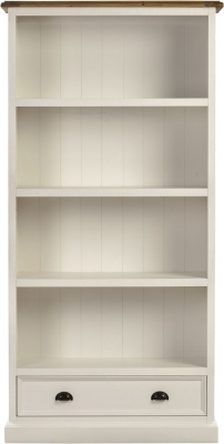 Farmhouse Painted Large Bookcase