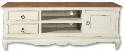 Lyon Painted TV Cabinet - Plasma