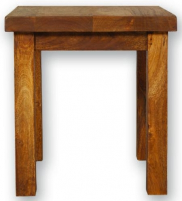 Modasa Mango Wooden Lamp Table