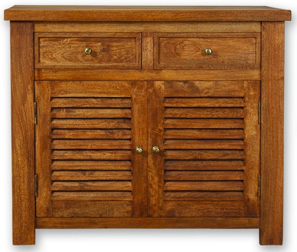Modasa Mango Wooden Sideboard - Small