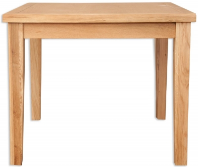 Perth Natural Oak Dining Table - 4 Seater