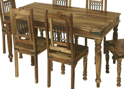Thacket Sheesham Dining Table