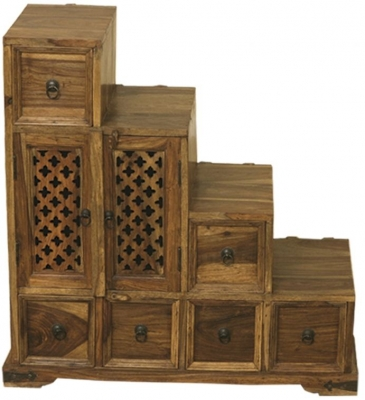 Thacket Step Chest of Drawer