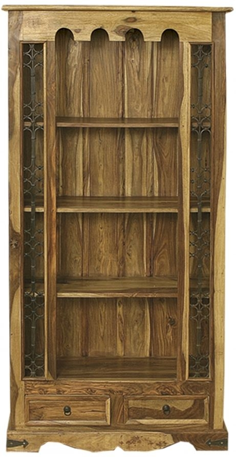 Thacket Sheesham Bookcase