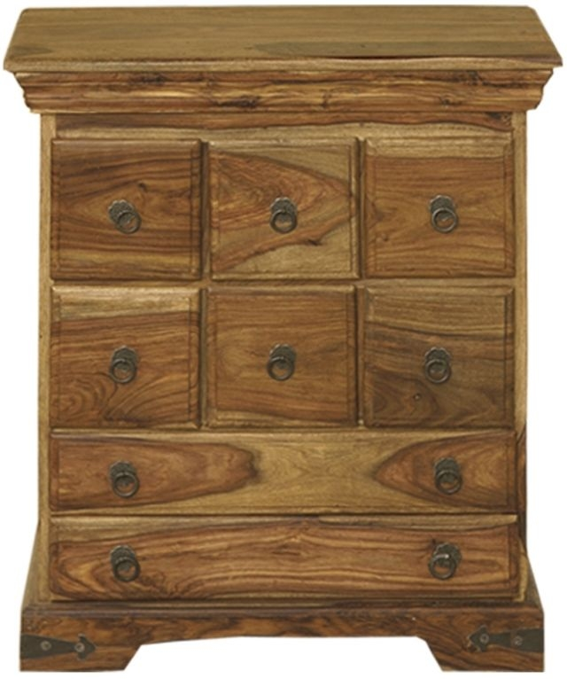 Thacket Chest of Drawer - 8 Drawer