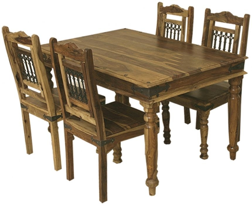 Thacket Dining Table - 4 Seater