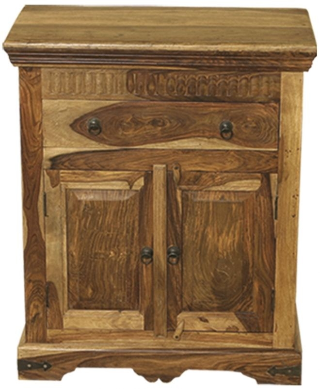 Thacket Sheesham Hall Cabinet