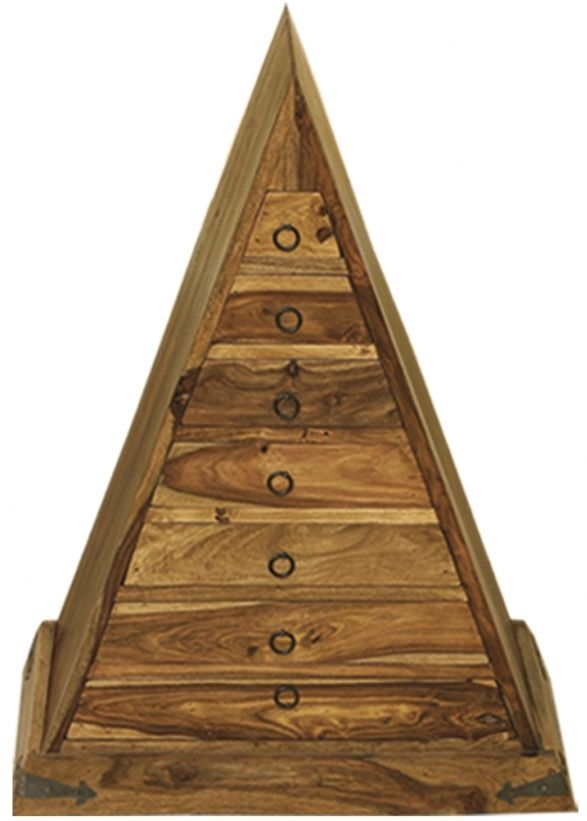 Thacket Pyramid Chest of Drawer