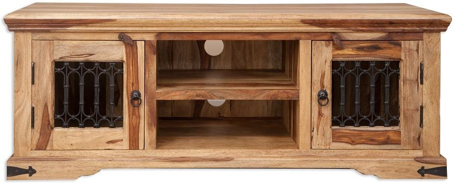 Thacket Sheesham Plasma TV Cabinet