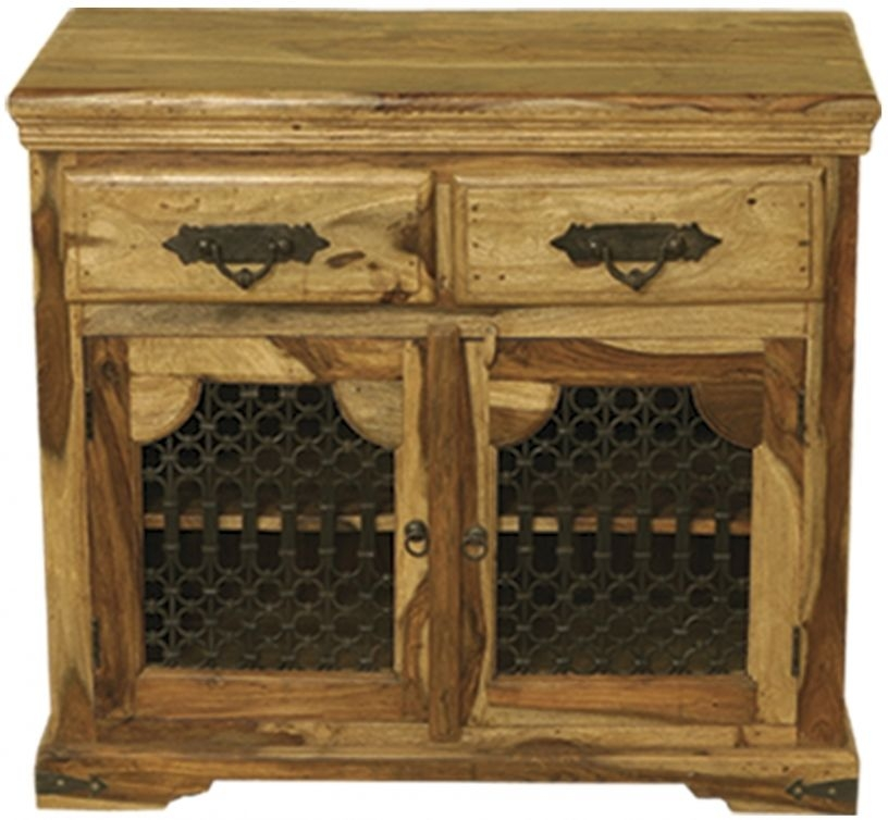 Thacket Sheesham Small Sideboard