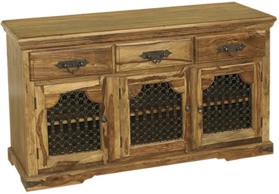 Thacket Sideboard - 3 Door
