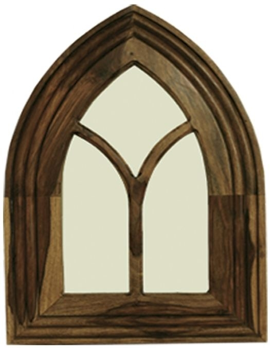 Thacket Small Gothic Mirror