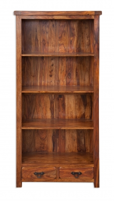 Villa Sheesham Large Bookcase