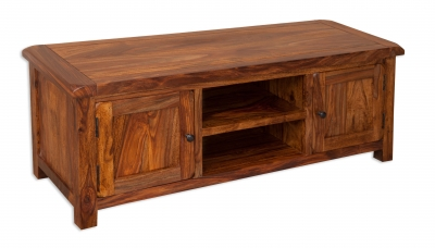 Villa Sheesham Plasma TV Cabinet