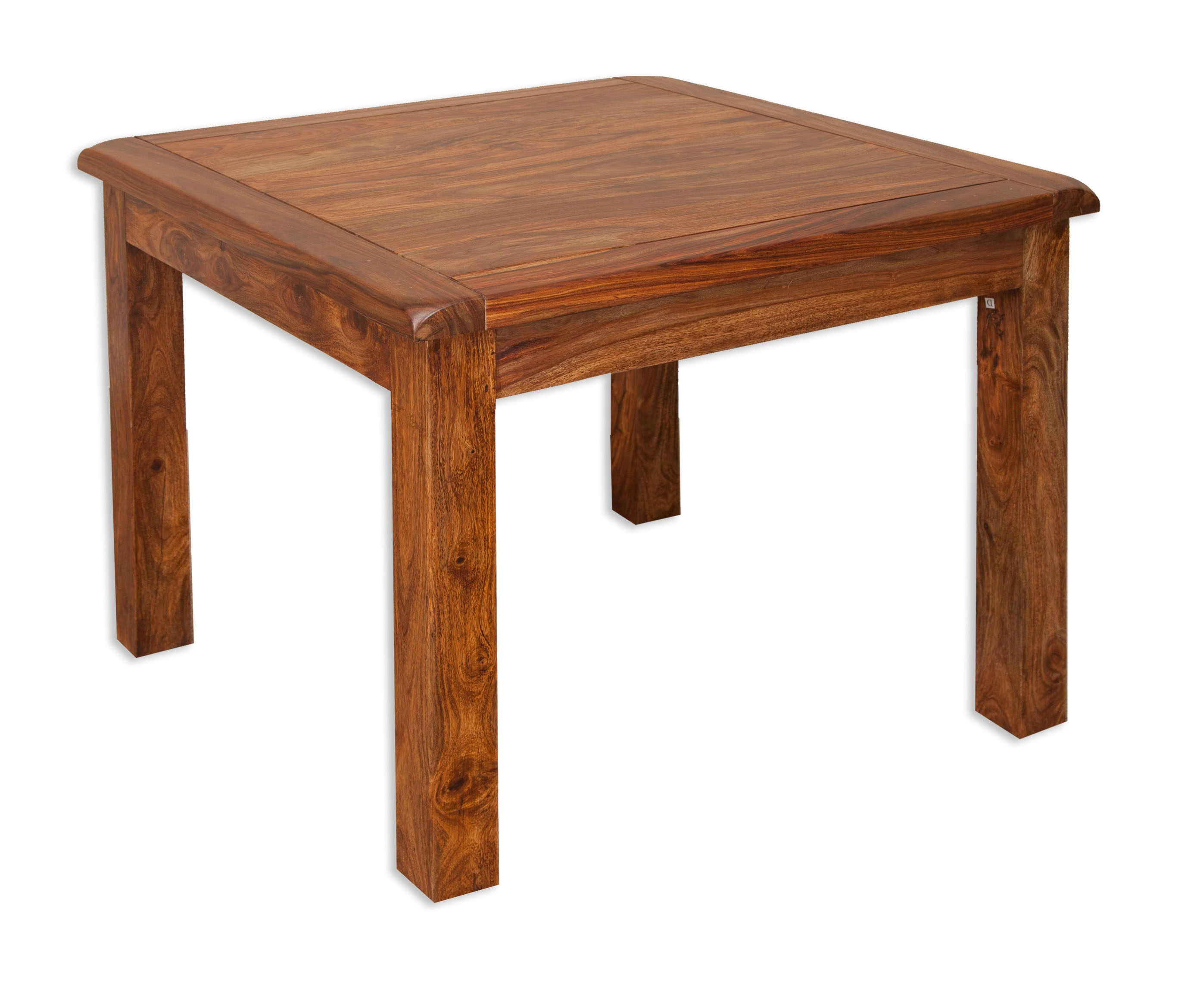 Villa Rustic Sheesham Square Dining Table