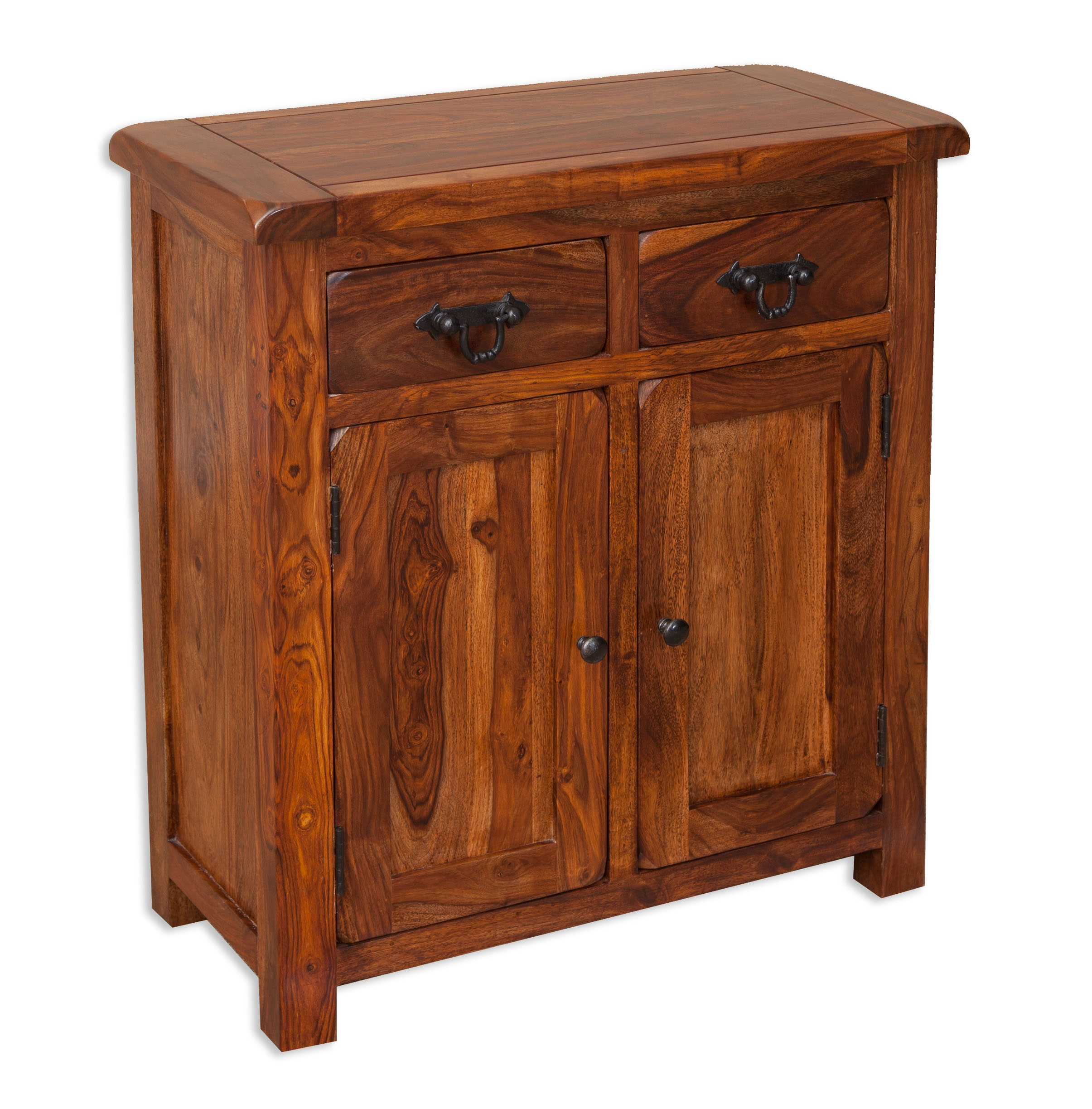Villa Rustic Sheesham Mini Sideboard