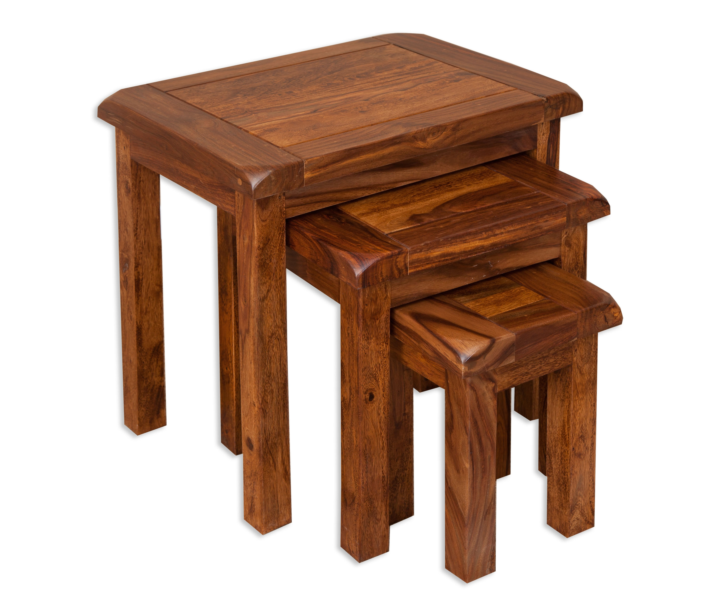 Wonderful image of Buy Villa Nest Of Tables Online – CFS UK with #441C0A color and 2932x2432 pixels