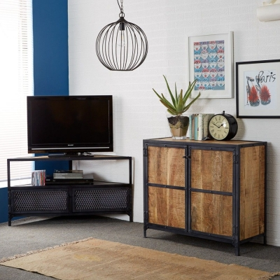 Indian Hub Ascot Small Sideboard