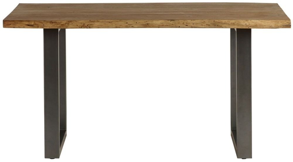 Indian Hub Baltic Live Edge Dining Table